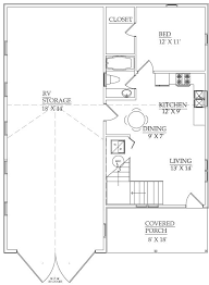Rv Garage With One Bedroom Apartment Plus 400 Sq Ft Multipurpose Storage Loft Above