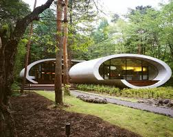 100 House In Forest The Shell In The By ARTechnic Architects Home Reviews