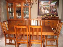 Mission Style Dining Room Set Great Product Presented To Your