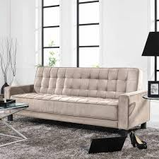 Jennifer Convertibles Leather Sleeper Sofa by Serta Montrose Convertible Sofaeperbrowneper Sofahomelegance