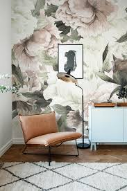 large floral wallpaper wall mural floral home décor