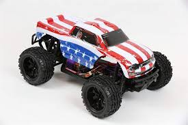 100 Custom Toy Trucks SummitLink Compatible Body Flag Strip Style Replacement For 110 Scale RC Car Or Truck Truck Not Included STST01