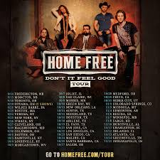ANNOUNCING OUR NEW ALBUM SONG MUSIC VIDEO & TOUR Home Free