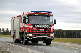 SALO, FINLAND - MARCH 22, 2015: Scania Fire Truck On Highway.. Stock ... Fire Truck Fans To Muster For Annual Spmfaa Cvention Hemmings Ignites At Grandview Fire Station Push Ride On Truck Best Choice Products File1964 Ford Fseries Sipd Heightsjpg Wikimedia Commons On The Driver Capes Then Look What Happens Youtube Car Collides With Engine Mighty Motorized Goliath Games Big Red Isolated White Background 3d Illustration Driving 1mobilecom Amazoncom Bruder Mack Granite Engine Water Pump Toys Bald Eagle Lands Firetrucks 911 Flag Display Campaigning Against Cancer Pink Scania Group