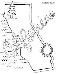 Cali Love Coloring Pages