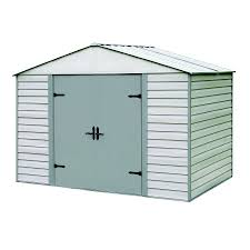 Rubbermaid Horizontal Storage Shed 32 Cu Ft by Sheds 10x10 Storage Shed Garden Sheds Costco Rubbermaid