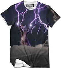 cat t shirts beloved shirts lightning cat t shirt premium all print