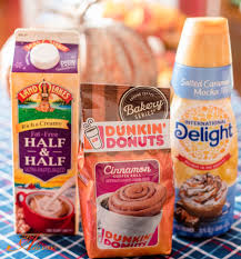 Dunkin Donuts Pumpkin Spice Latte Recipe by Salted Caramel Cinnamon Roll Latte An Alli Event
