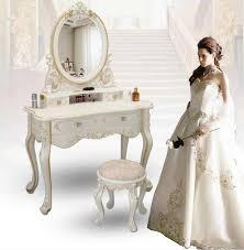 europäischen stil make up kommode tisch schlafzimmer moderne
