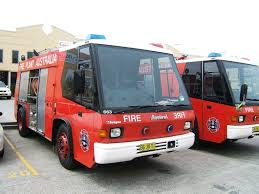 Fire Truck Hire - Fire Engine Hire - Fire Plant Australia