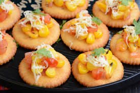 easiest canapes how to biscuit canapes recipe ingredients methods and tips