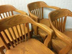 vintage bankers chairs library chairs boling chairs north