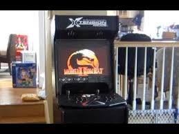Xtension Arcade Cabinet Plans by Xtension Arcade Cabinet For X Arcade Dual Usb Joystick Youtube