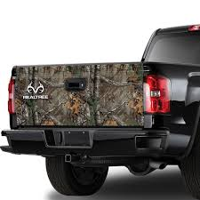 Tailgate Graphic- Realtree® Xtra Camo | Camouflage Decals & Graphics ...