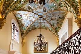 Groin Vault Ceiling Images by A Glossary Of Decorative Ceilings Wsj