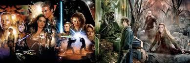 Star Wars Prequels Hobbit Trilogy