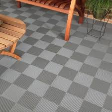12x12 Patio Pavers Walmart by Blocktile Deck And Patio Flooring Interlocking Perforated Tiles