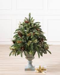 6ft Christmas Tree With Decorations by Under 6 Foot Artificial Christmas Trees Balsam Hill