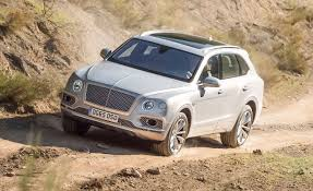 Bentley Bentayga Reviews | Bentley Bentayga Price, Photos, And Specs ... New 2019 Bentley Bentayga Review Car In Used Dealer York Jersey Edison 2018 Bentayga W12 Black Edition Stock 8n018691 For Sale Truck First Drive Redesign Coinental Gt Convertible Paul Miller Latest Cars Archives World Price And Release Date With The Suv Pastor In Poor Area Of Pittsburgh Pulls Up Iin A 350k Unique Onyx Edition Awd At Five Star Nissan Hyundai Preowned