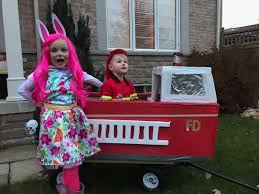 100 Fire Truck Halloween Costume Russ Gowan On Twitter The Fire Truck Makes An Encore
