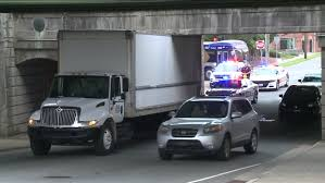 Keep On Stuckin': Infamous Low Durham Bridges Claim Another Truck ... Durham Hino Truck Dealership Sales Service Parts Moving Rental Nc Best Image Kusaboshicom Police Id 29yearold Raleigh Man Killed In Motorcycle Crash Big Sky Rents Events Equipment Rentals And Party Serving Cary Nc Bull City Street Food Raleighdurham Trucks Roaming Hunger Truck Rv Hit The 11foot8 Bridge Youtube Burger 21 Lots Durham Nc Minneapolis Restaurants 11foot8 Bridge Close Shave Compilation The Joys Of Watching A Tops Off Wsj