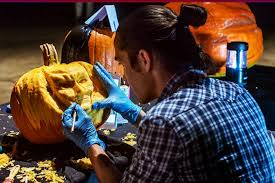 Hudson Valley Pumpkin Blaze Promo Code by Night Of 1 000 Jack O U0027lanterns Governors Island