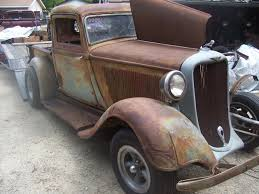 Parting Out 1933 1934 1935 Dodge KC Pickup | The H.A.M.B. Dodge B Series Classics For Sale On Autotrader Home 1933 Other Pickups Truck Ebay Motor Truck Pinterest Dodge Vans Cartruck Plymouth Car Fiberglass Hood Ford Model Bb Flat Bed Pickup T258 Harrisburg 2016 3334 Mopar Restoration Service Ram Reproductions Antique Car 193335 Cab American Rat Rod Cars Trucks For Roadster Pickup Hot Rods And Restomods History Tynan Motors Sales Purple Rear Angle Top