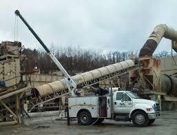 100 Pipeline Welding Trucks Mobile Mt Pleasant Mine Service