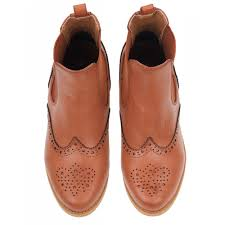 tan ankle boots uk
