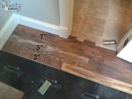 Installing Laminate Floors On Walls by The 25 Best Installing Laminate Flooring Ideas On Pinterest