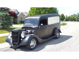 100 Ford Panel Truck For Sale 1936 For ClassicCarscom CC872557