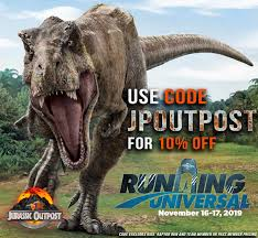 The Jurassic World Themed 'Running Universal' Expands With ... Jurassic Quest Tickets 2019 Event Details Announced At Dino Expo 20 Expo 200116 Couponstayoph Jurassic_quest Twitter Utah Lagoon Coupons Deals And Discounts Roblox Promo Codes Available Robux Generator June Deal Shen Yun Tickets Includes Savings On Exclusive Coupon For Dinosaur Experience In Ccinnati Show Candytopia Code Home Facebook Do I Get A Discount My Council Tax Newegg 10 Off Promo Code Blue Man Group Child Pricing For The Whole Family