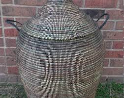 laundry baskets custom made laundry par africanbaskets