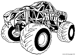 Monster Truck Clipart Coloring Pages Printable Monster Truck Xl 15 Scale Rtr Gas Black By Losi Monster Truck Tire Clipart Panda Free Images Hight Pickup Clipart Shocking Riveting Red 35021 Illustration Dennis Holmes Designs Images The Cliparts Clip Art 56 49 Fans Jam Coloring Muddy Cute Vector Art Getty Coloring Pages Of Cars And Trucks About How To Draw A Pencil Drawing