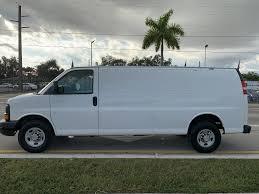 100 Panel Trucks For Sale CHEVROLET PANEL CARGO VANS FOR SALE