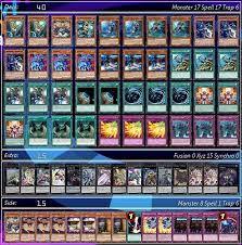 Fun Yugioh Deck Archetypes by Deck Profile Ultra Athletes Post Crossed Souls The Yugioh
