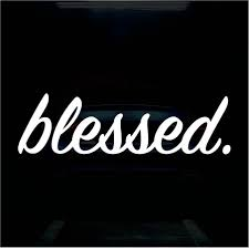 Blessed Sticker Vinyl Decal Religious Sticker JDM Car Sticker For ... Amazoncom Get Off My Ass Before I Inflate Your Airbags 8 X 2 7 Cute Buck Decal Stickers Gun Bow Hunting Deer Truck Window Car H1059 Pro God Life Sticker Automotive 2018 Coexist Peace Religion Notebook Cars Trucks Product Ford F150 Xtr 4x4 Off Road Truck Vinyl Gmc Motsports Windshield Topper Window Decal Sticker 5 Best For In Xl Race Parts Baby On Board Decals Darth Vader Star Carstyling Snail Turbo Jdm Laptop Boost Mandala Auto Cricket Ball Bat Cricketer Sports Chevy Avalanche Vehicle Decalsticker 4 40
