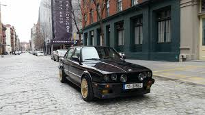 Amazing Full restoration 1989 BMW E30 325ix Bare shell – no