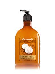Bath And Body Works Pumpkin Pie by White Pumpkin Peppercorn Hand Soap With Pumpkin Butter Bath