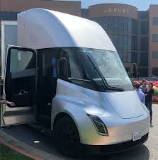 Tesla Electric Semi-truck Spotted At Arkansas Based J.B. Hunt Jb Hunt Driving Jobs Apply In 30 Seconds The Trucking Track Transport Truckers Agree To 15m Settlement Over Wage School Brown Puma Raider Express Home Facebook Jbi Southeast Region Jb Matds Instructors Carriers States Team On Felon Cdl Traing Programs Topics This Is The Bluecollar Student Debt Trap Bloomberg Ft