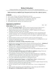 Junior Project Manager Resume Example Best Of Support