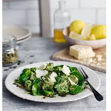 Pumpkin Gnocchi Recipe Uk by Spinach Ricotta And Spelt Gnocchi Healthy Recipes Good