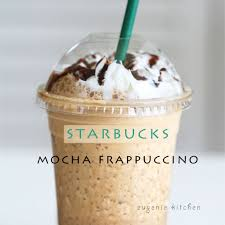 Starbucks Mocha Frappuccino At Home Copycat Recipe