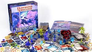 Board Game Review The Legend Of Drizzt