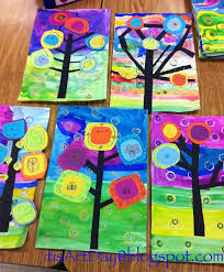 Kindergarden Art Lesson Plans