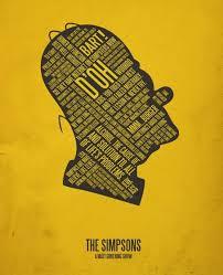 Typographic Movie Posters