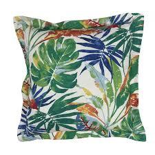 Decorative Lumbar Throw Pillows by Shop Outdoor Decorative Pillows At Lowes Com