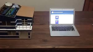 Tcc Sistema De Help Desk by Automação Residencial Utilizando Raspberry Pi Alarme Youtube