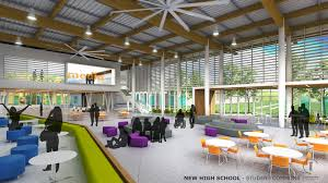 100 Cuningham Group Preliminary Plans For St Cloud High Schools Unveiled IIW