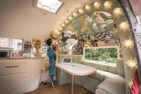 100 Airstream Interior Pictures Photo Booth A Lovingly Crafted 1950s Inspired